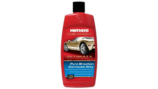 California Gold Pure Brazilian Carnauba Wax Crema