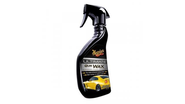 Ultimate Quick Wax Spray